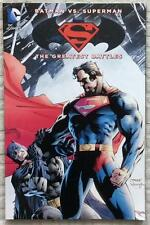 Batman Vs Superman - Greatest Battles GN 1st print (2015) FN/VF condition.