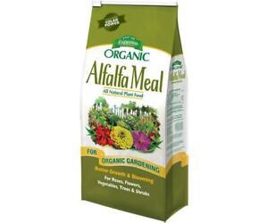 Espoma Alfalfa Meal - 3 LBS - Organic Plant Food - Bloom Boost - Free Shipping!