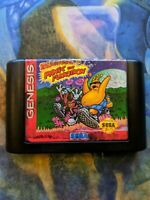 Toejam & Earl Panic of Funkotron (Authentic) (Genesis) Contacts Cleaned!!!