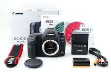 Canon EOS 5D Mark II 21.1MP Digital SLR Camera Black Body w/box Exc++ Tested