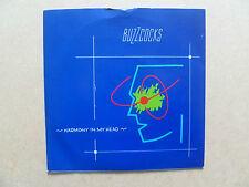 "Buzzcocks 7"" Harmony in my Head (1979) Unplayed."
