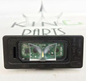 JAGUAR XE, XF, F-PACE, E-PACE LICENCE PLATE LIGHT LED HELLA 75 mm GX73-13B627-AB
