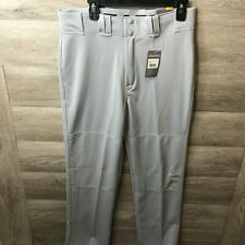 Easton Adult Size Large Grey Adult Rival 2 Solid Baseball Pant NEW *A167114GYL