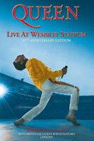 Queen: Live at Wembley Stadium - 25th Anniversary Edition DVD (2011) Queen cert