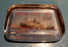 More details for vintage british india line paperweight