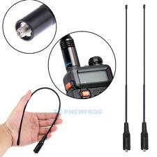 2x NA-771 High Gain SMA-weiblich Antenna Walkie Talkie für Baofeng UV-5R KG-UVD1