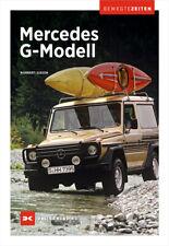 Mercedes G-Modell Porträt Modellgeschichte Geschichte Modelle Typen Buch Bilder