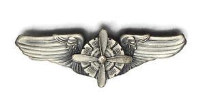US Army Air Force, WW2, 1945, Flight Engeneers, Korea, neu, 7,8 x 2,8cm