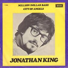 "JONATHAN KING – Million Dollar Bash (DYLAN SONG / 1970 VINYL SINGLE 7"" HOLLAND)"