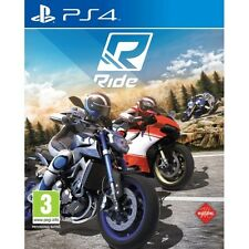 Ride PS4 Game - Brand New!