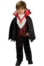 Rubie's Costume Da Vampiro Dracula Bambino Bimbo 1-2 Anni Halloween 885879