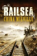 Signed by China Mieville, RAILSEA, Subterranean, Limited, New