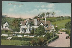 Postcard Tal y Cafn nr Conwy Wales early view of The Ferry Hotel
