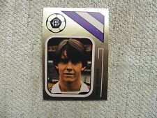 FKS Soccer Stars 1978/79 Golden Collection. No:362 Paul Rodger Hearts