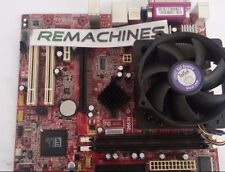 eMachines T3422 RC410M MS-7173 MoBo Sckt775 CPU P4 3.0GHz Tested Free Shipping!