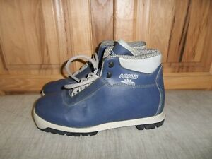 ASOLO BACK COUNTRY NNN 620  NNN BC    CROSS COUNTRY BOOTS SIZE 39