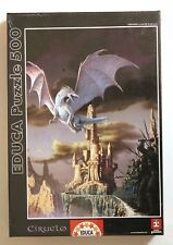 2008 Educa HOBSYLLWIN ATTACK puzzle by CIRUELO CABRAL 500 pcs HTF SEALED