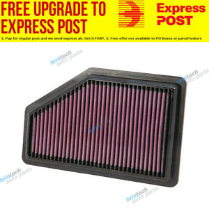 K&N 33-2961 Replacement Panel Filter Suit 2007-2012 Honda CR-V III 2.0L
