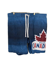 Mens Large New Swim Shorts Molson Canadian Beer