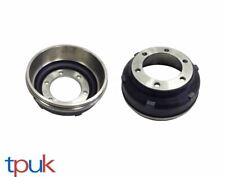 "FORD TRANSIT 2.5 MK4 / MK5 BRAKE DRUMS 15"" WHEELS 1991 - 2000  PER 2 BRAND NEW"