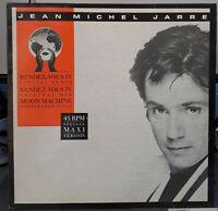 "Rare - Jean Michel Jarre - Rendez-Vous IV (Special Remix) - Vinyl 12"" Maxi 45T"