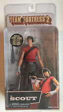 """Team Fortress 2 Scout Action Figure 7"""" Red Scout NECA Toys Brand New"""