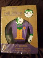 Loot Crate Exclusive - The Joker Painted Wooden Figure, DC Comics  NEW