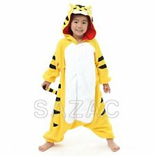 SAZAC Fleece Costume Tiger For Child 110 cm 2636F