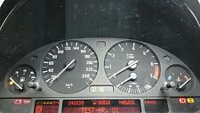Pre-programmed BMW (E53, E38, E39) Instrument Cluster, plug and play replacement