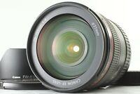 [NEAR MINT+++ w/Hood] Canon Zoom EF 24-105mm f/4 L IS USM Lens from JAPAN #077