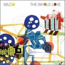 Wilco The Whole Love Deluxe Edition 2 CD Joanne Greenbaum art 2011 Jeff Tweedy