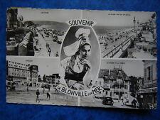 BLONVILLE-sur-MER  :  Souvenir de.......VO.1965.