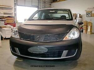 Lebra Front End Mask Cover Bra Fits NISSAN Versa 2007-2012 w/o sport package