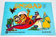 Americana Sindbad De 1978, Album Vide Album Vuoto Vide, Rareté Absolue ! Rare