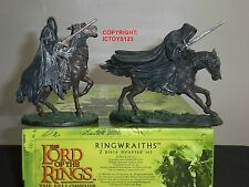 BRITAINS 40253 RINGWRAITHS LORD OF THE RINGS FILM MOVIE METAL MODEL FIGURE