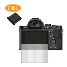 Premium LCD Screen Protector for Sony Alpha A5100 A6000 A5000
