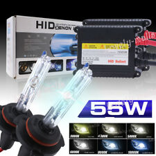 Car HID Xenon Headlight Conversion KIT Bulbs Fog Lights All Color 9006 HB4 LQ