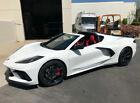 Mrr Fs06 Black 19x8.5 20x11 Concave Wheels Rims Set Fits Chevy Corvette C8
