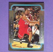 JARVIS HAYES  RC  2003/04 Bowman # 134  Washington Wizards  Rookie