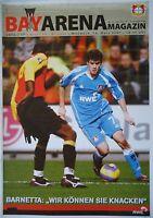 Programm UEFA Cup 2006/07 Bayer Leverkusen - RC Lens