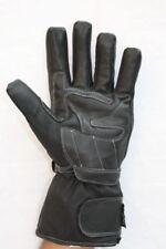 Gants thermiques noirs hipora pour motocyclette