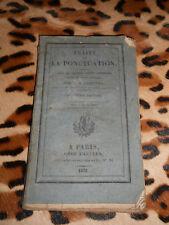 Traité de la ponctuation - L.-A. Lequien - 1831