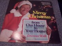 "Lawrence Welk ""Merry Christmas From our House to Your House"" READER'S DIGEST LP"