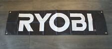 New ListingNew Ryobi Power Tools Banner Flag Home Improvement Hardware Store Construction
