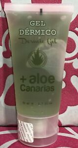 Aloe Vera Hautgel, Gel Dermico, Aloe Plus Lanzarote, 50 ml Tube