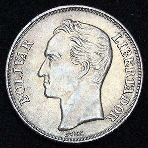 Venezuela 2 Bolivares, 1967