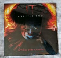 IT CHAPTER 2 PENNYWISE 2020 CALANDER COLLECTORS ITEM