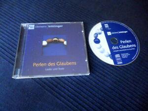 CD Clemens Bittlinger - Perlen Des Glaubens Christliche Lieder Religiöse Musik