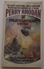#38 Perry Rhodan PROJECT:  EARTHSAVE science fiction paperback ACE 66021