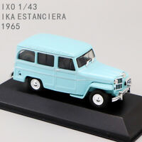 IXO 1965 IKA ESTANCIERA 1/43 Scale Cllectible Diecast Car Model Display Gift